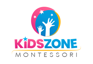 kids zone montessori logo